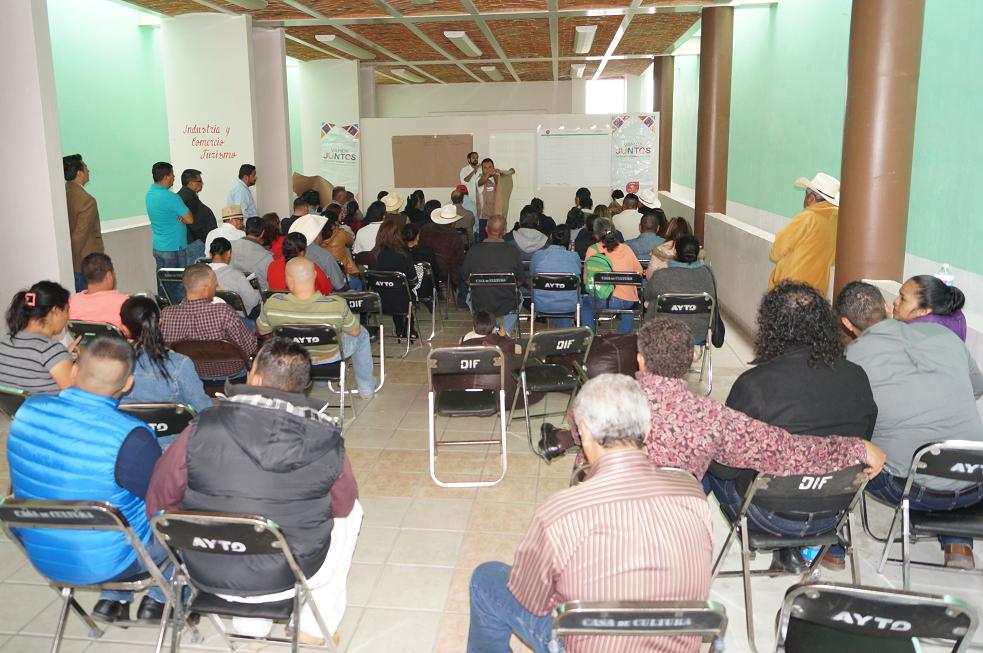 Arranque de programa Vamos Juntos en Chapala y Jocotepec 3