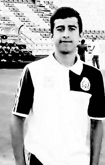 El medio volante, Jose Ángel Limón Valle.