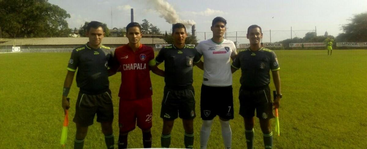 Gana Charales de Chapala contra Palmeros de Colima