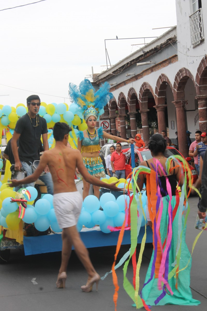 Carnaval Jocotepec 2017