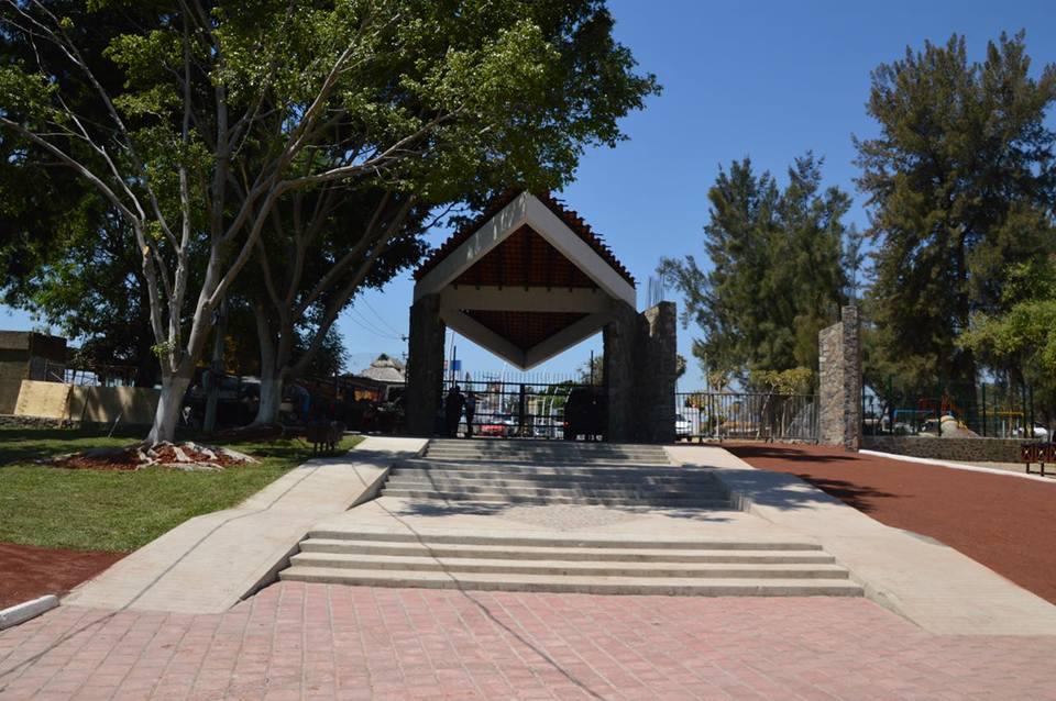 Alcalde de Chapala y gobernador Inauguran primera etapa de rehabilitación del Parque de la Cristianía