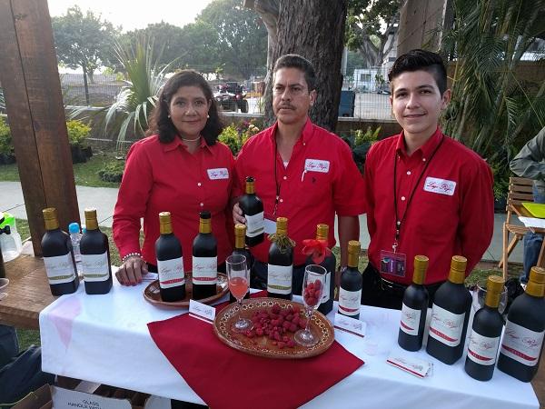 Vid Forúm Feria del Vino en Ajijic (10)
