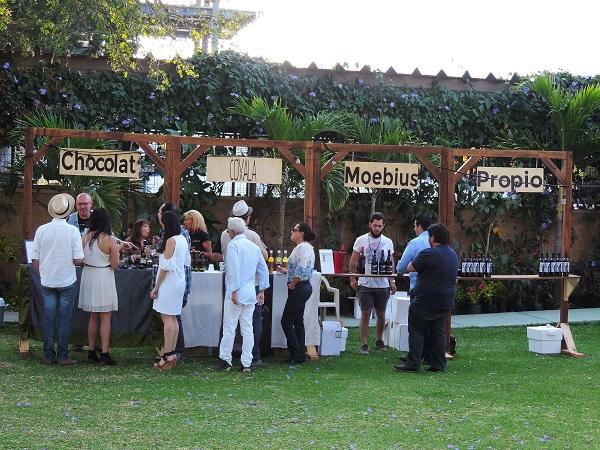 Vid Forúm Feria del Vino en Ajijic (2)