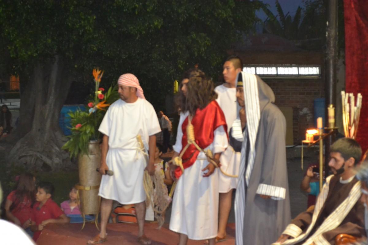 9 Jesús aprehendido ante el Sanedrín