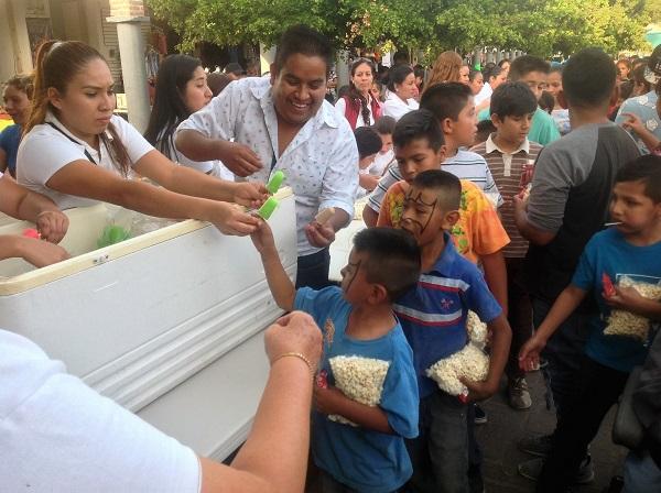 Dí del Niño en Jocotepec