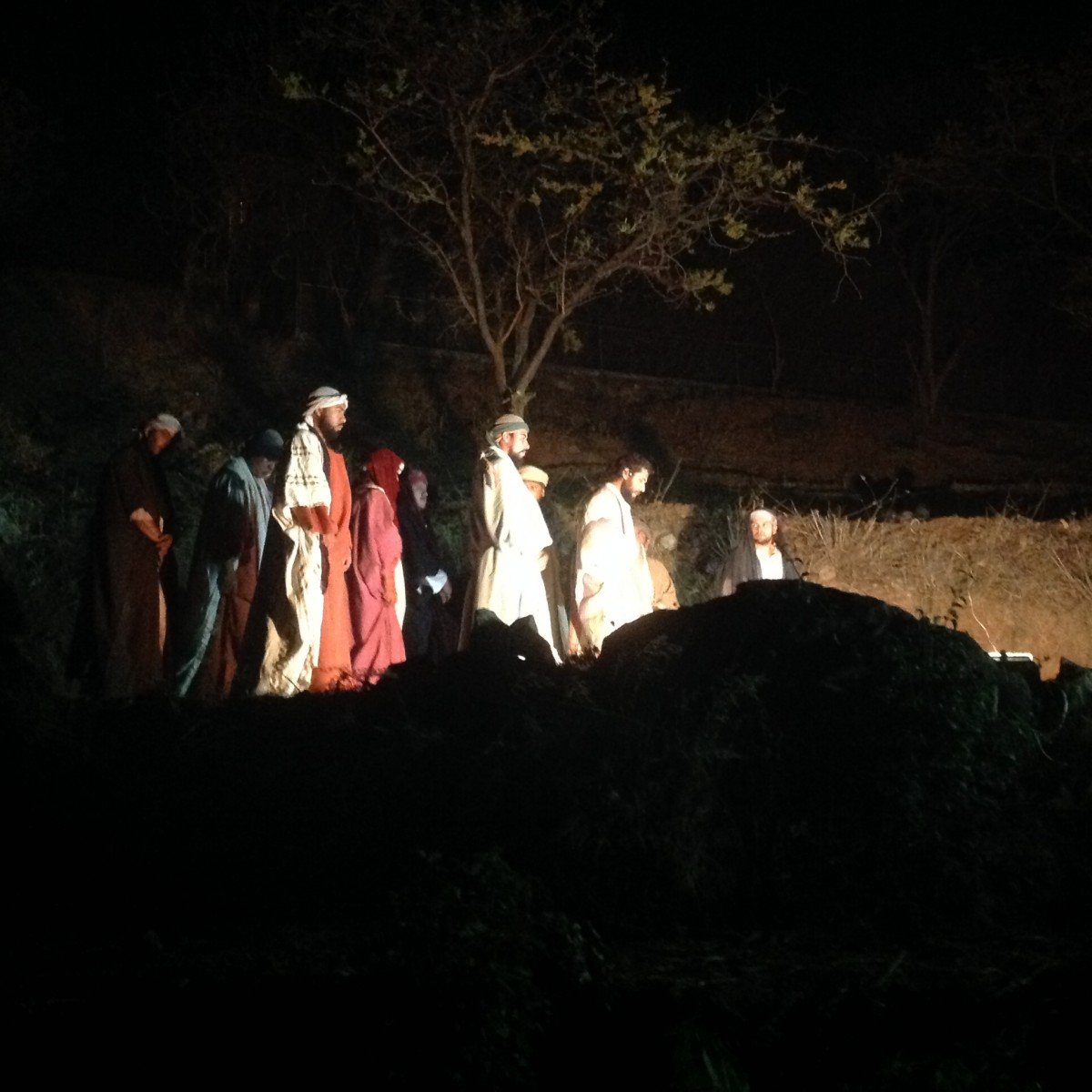 Pasión de Cristo Ajijic 2017
