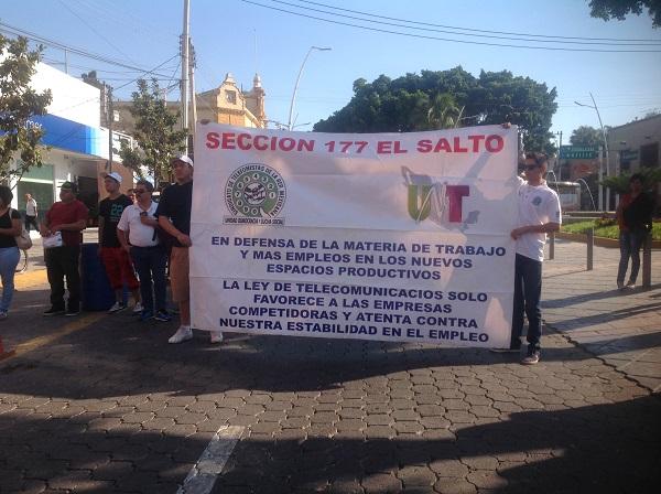 Marcha por el Día del Trabajo en Chapala (3)
