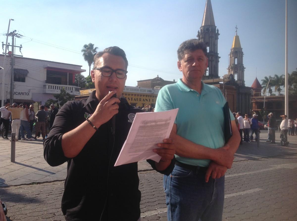 Marcha por el Día del Trabajo en Chapala (7)