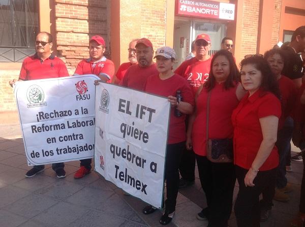 Marcha por el Día del Trabajo en Chapala (8)