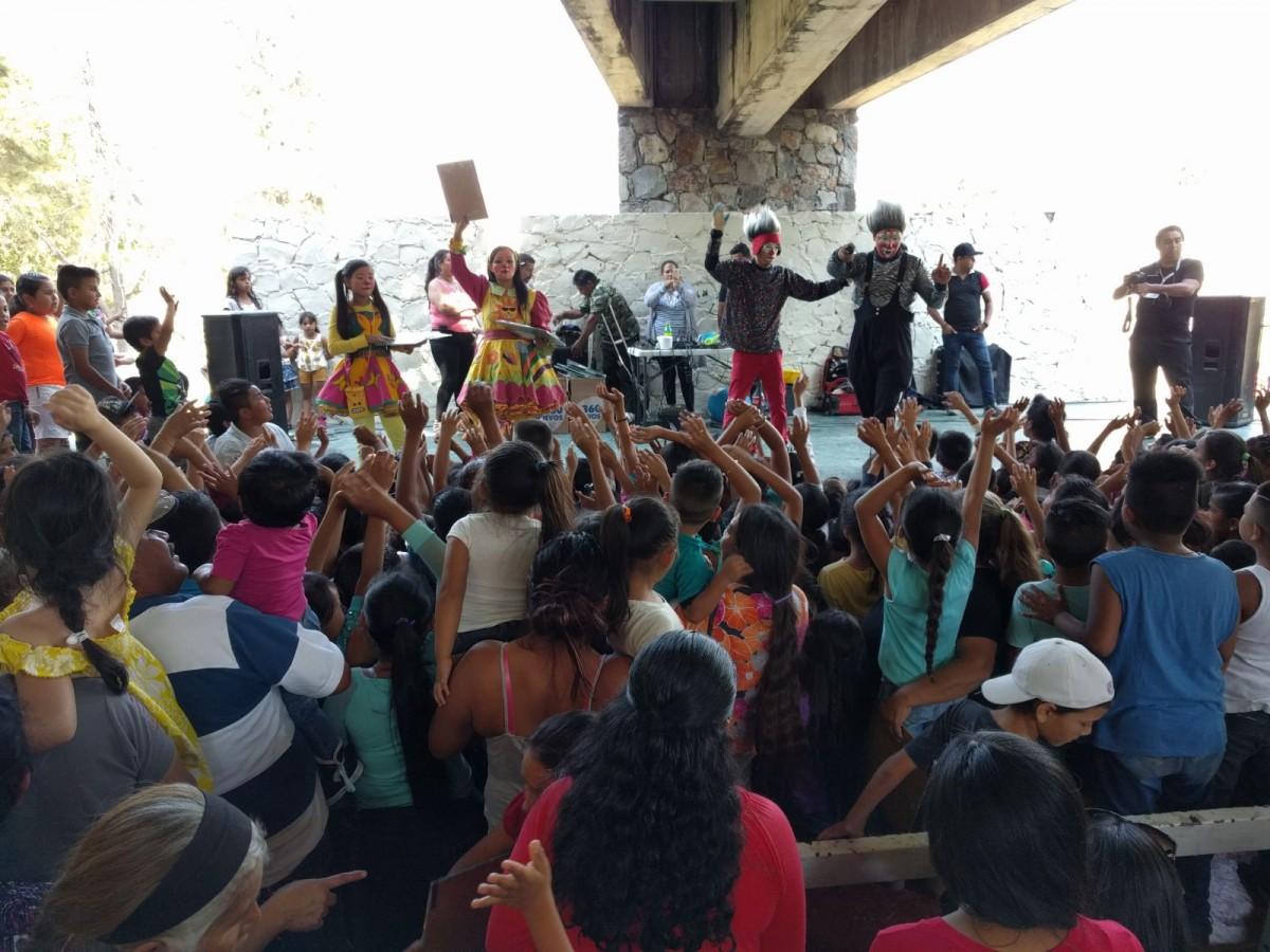 Día del Niño en Chapala 2017