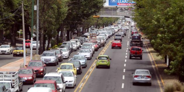 Inician este lunes trabajos de mantenimiento en la salida hacia la carretera a Chapala