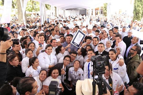 Récord Guinness Guacamole más grande del mundo en Concepción de Buenos Aires (20)