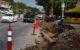 Dirección de Obras Públicas pide paciencia a los afectados por las obras