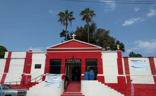 Se instala Crematorio como solución a saturación de panteones en Chapala
