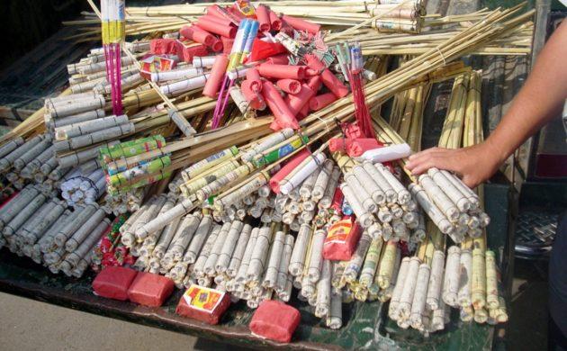 Compraventa ilegal de pirotecnia se dispara en San Juan Cosalá