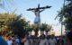 Celebra 25 años la llegada del Señor de la Misericordia en Nextipac
