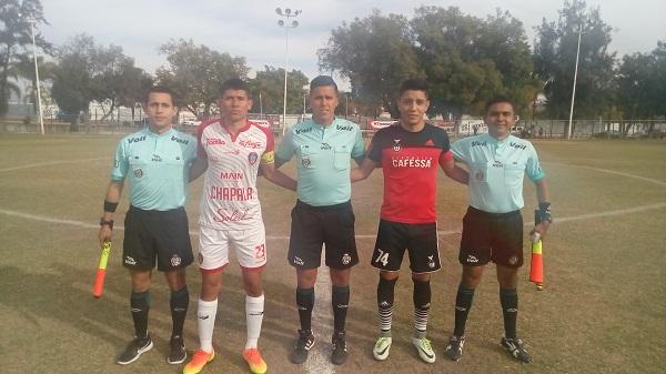 Empató Charales de Chapala ante Deportivo Cafessa