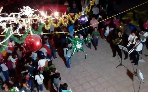 Listas para arrancar festividades decembrinas en Ajijic