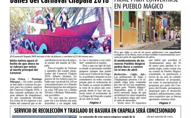 Edición Laguna Impreso Núm. 305