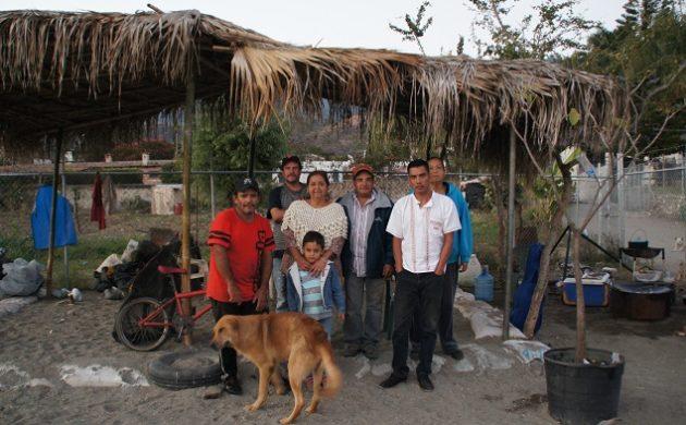 Buscan familias de la Canacinta una concesión para su esparcimiento
