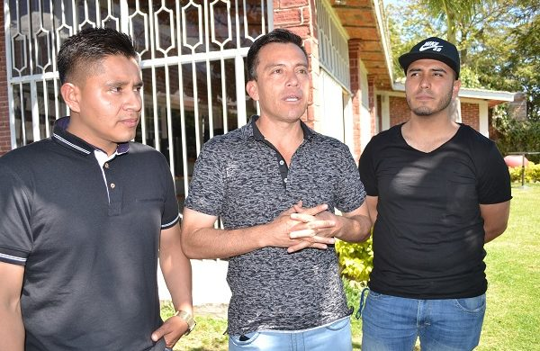 """Banda """"El Pueblito"""" graba video en Ajijic"""