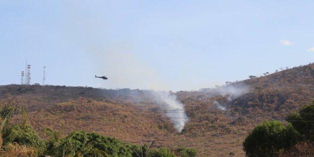 Sujetos armados atacan a brigadistas en Ixtlahuacán de los Membrillos