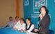 Candidata a la gubernatura por el Partido Nueva Alianza visita Jocotepec