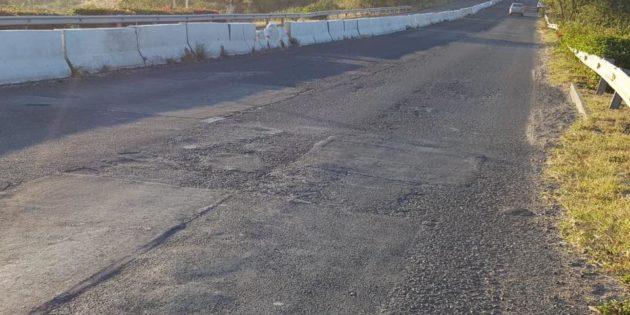 Rehabilitarán 12 kilómetros de la carretera a Chapala