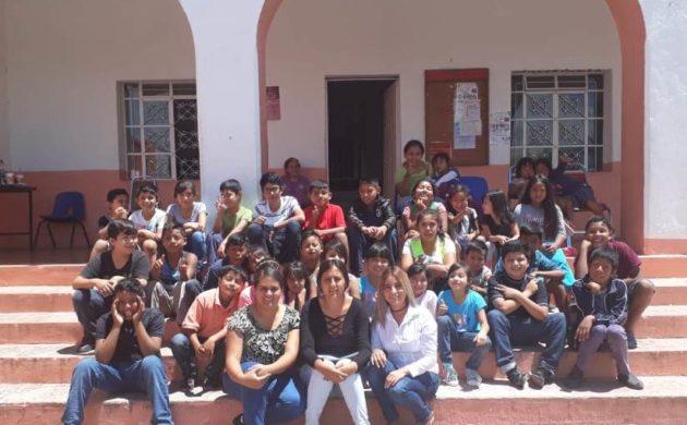 40 niños concluyeron los cursos Veraneando con Nuestros Derechos