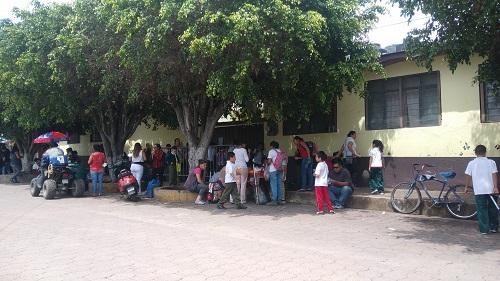 Roban por segunda vez primaria en el centro de Jocotepec