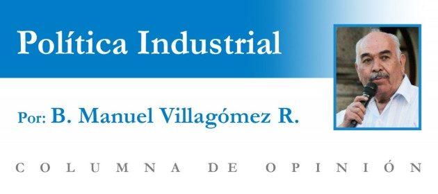 Opinión: Política Industrial
