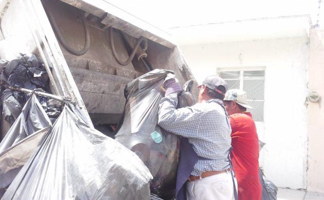 Moisés Anaya revisará contratos con concesionaria de recolección de basura