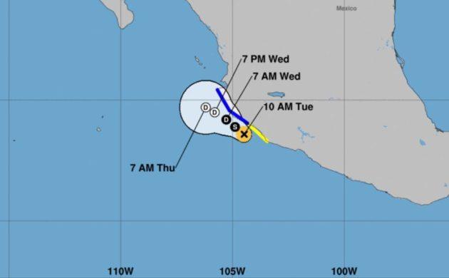 Refuerza operativo por el paso de la tormenta tropical Tara
