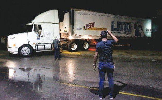 """Cuerpos de dos extranjeros de la ribera se encontraban en la """"morgue rodante"""""""