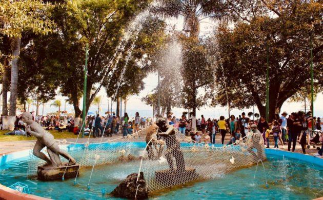 Gana Chapala ocho millones de pesos por turismo en puente vacacional