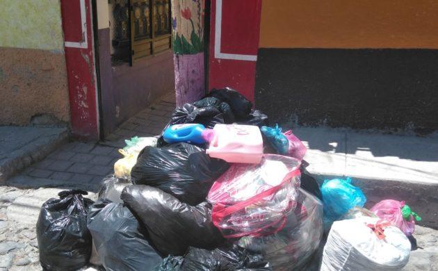 Vigilarán a empresa que recolecta la basura en Chapala