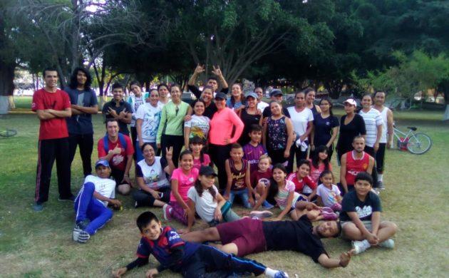 Celebrarán Guepardos de Chapala con carrera de atletismo su segundo aniversario
