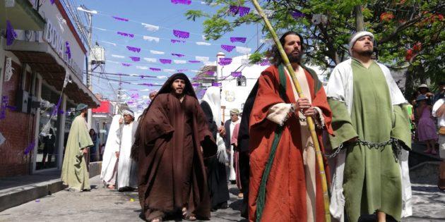 Así se vivió el Viernes Santo 2019 en Ajijic