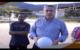 Colocan red de vóleibol en comunidad de Jocotepec para fomentar el deporte