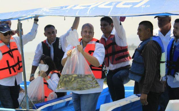 Regresa Alfaro a Chapala, ahora como Gobernador de Jalisco