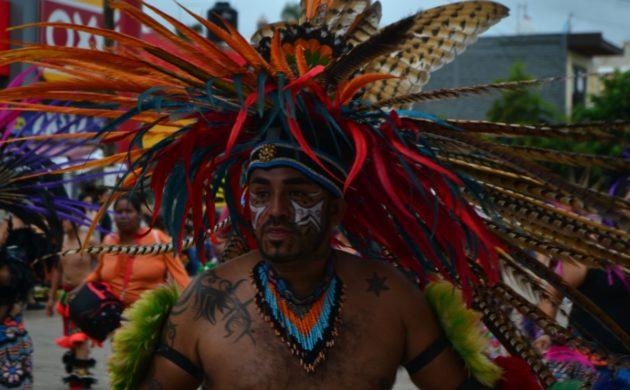 Así se vivió el Día del Danzante en Jocotepec