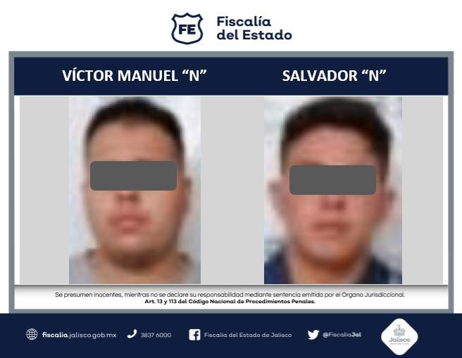 Imagen proporcionada por la FIscalía del Estado