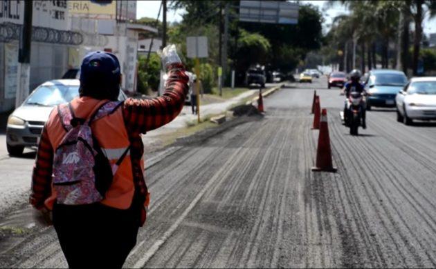 ¡Por fin! Rehabilitarán ingreso a Jocotepec