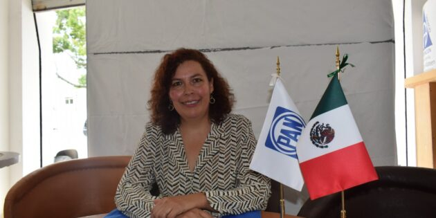 La solidaridad e inclusión de la militancia ha sido el éxito del PAN Chapala: Maestra María Eugenia Real