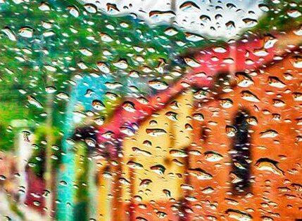 """Llega """"Ajijic a través de la gotas de lluvia"""" a plaza de Ajijic"""