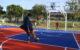 Entregan la rehabilitación de la unidad deportiva de El Vado, en Atotonilquillo