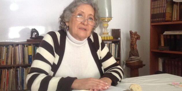 Nominan a la maestra Zaida Cristina Reynoso al Premio Jalisco 2020