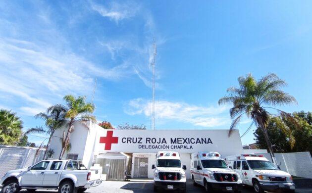 Ampliarán las instalaciones de la Cruz Roja Chapala