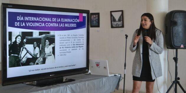 Emprenden activismo contra la violencia de género
