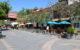 Supuesto corte de agua por remodelación de la plaza provoca confusión y molestia entre los comerciantes